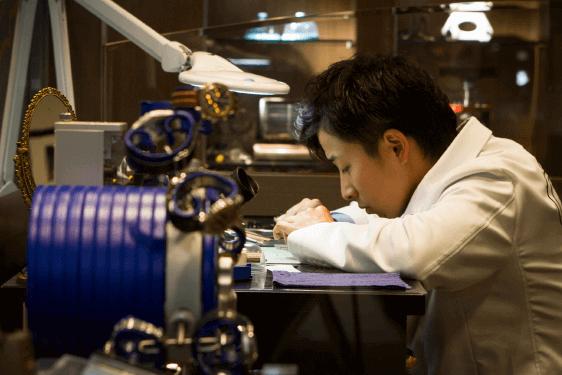 時計宝石修理研究所について