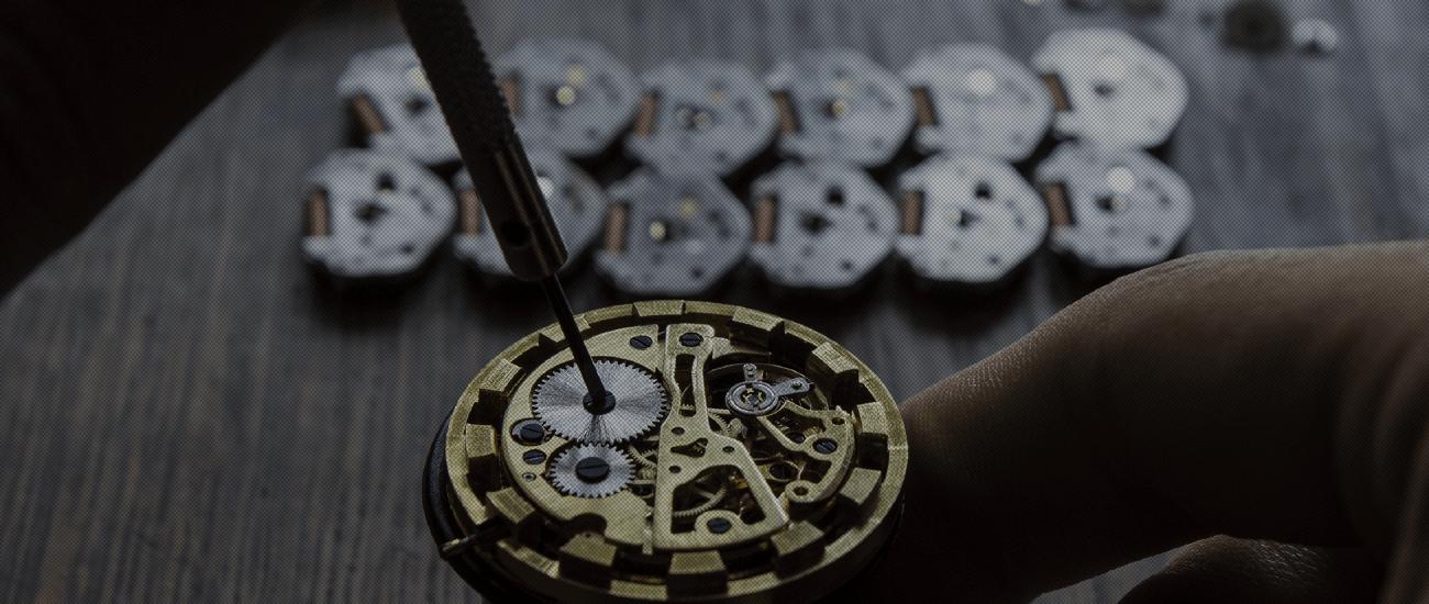 時計修理実績