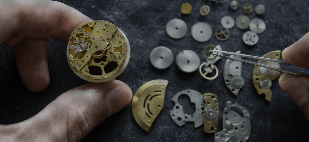 時計修理について