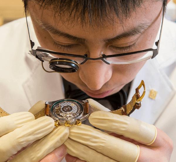 時計修理への想い