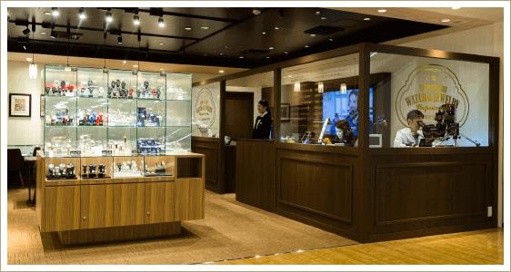 てんまばし時計宝石修理研究所