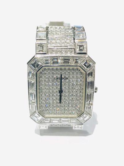 【SEIKO クレドール】時計修理、分解掃除・オーバーホール