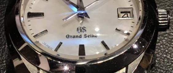【SEIKO】分解掃除・オーバーホール